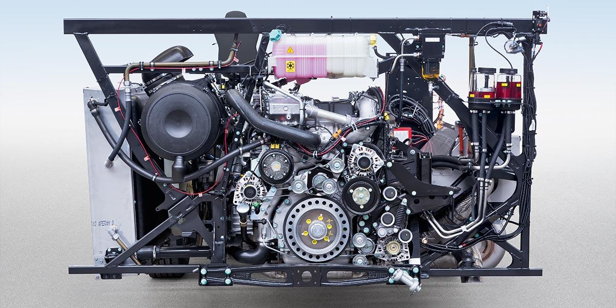 19-motor